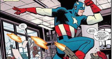 Cap - Steve Rogers