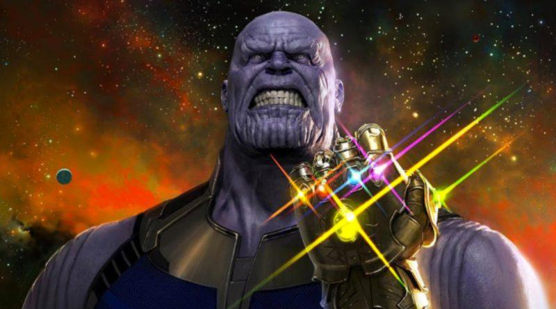 Avengers, Avengers: Infinity War, Thanos, Infinity Gauntlet