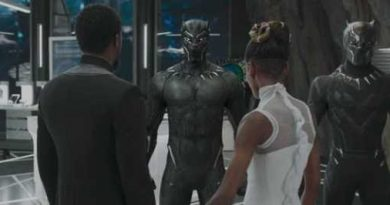 black panther, avengers 4
