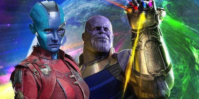 Avengers, Karen Gillan, Nebula
