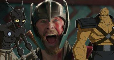 Korg i Miek - Thor: Ragnarok
