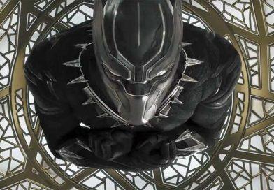 "Kolejny zwiastun filmu ""Black Panther""!"