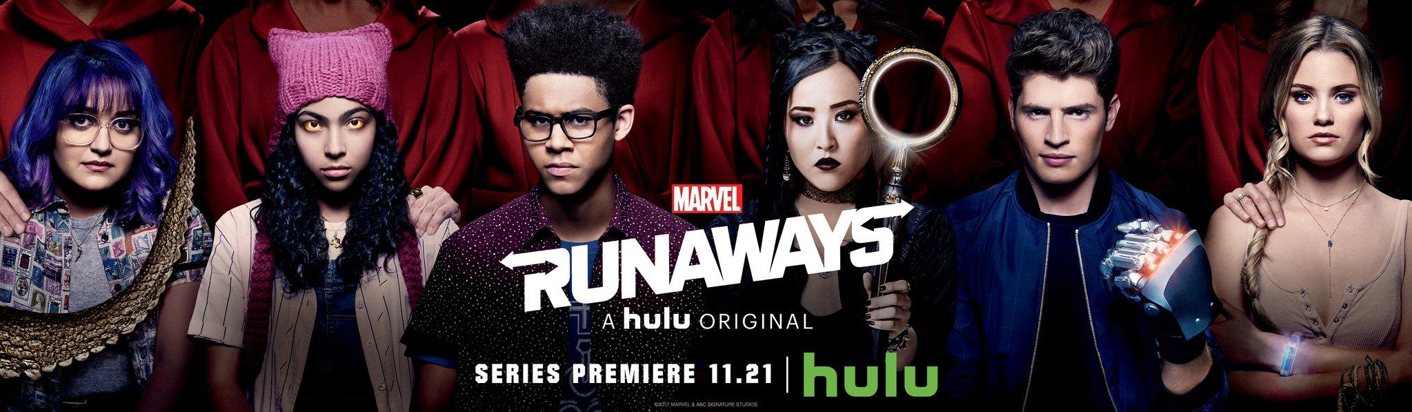 """""""Marvel's Runaways"""" [Sezon I, odcinki 1-3] – Recenzja"""