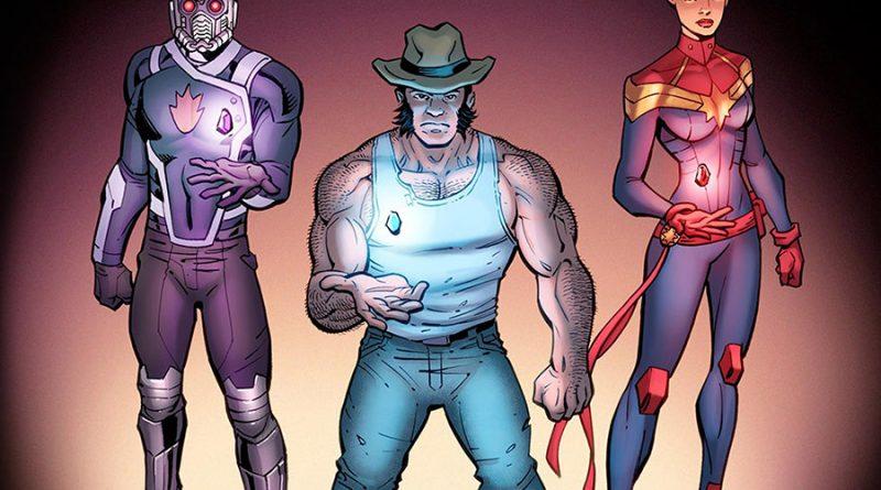 Marvel Legacy Infinity
