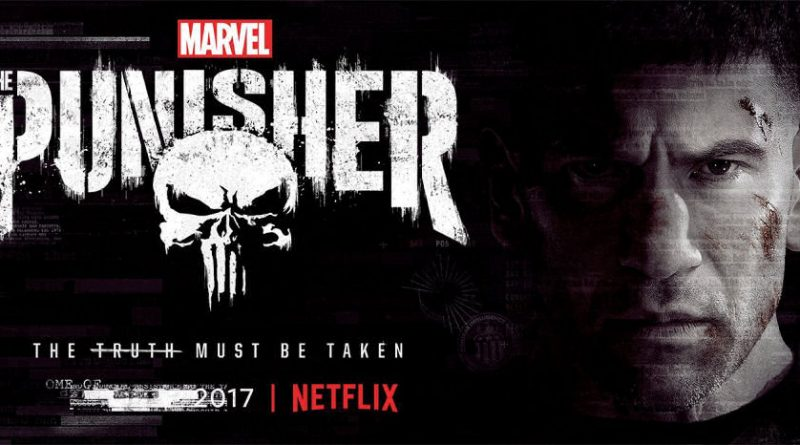 Punisher, Netflix