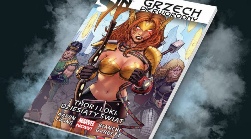 Thor i Loki - Dziesiąty świat Grzech pierworodny (1)