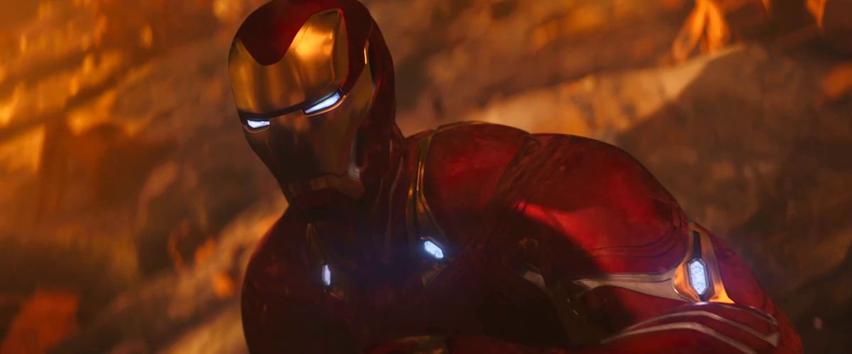 Avengers Infinity War, Iron Man
