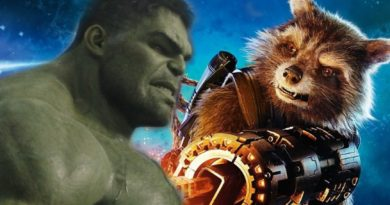 Hulk and Rocket