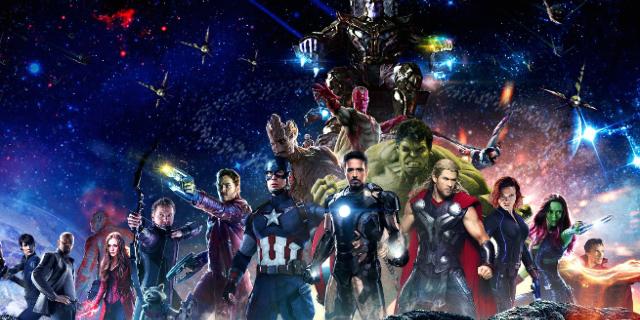 Infinity War Avengers 4