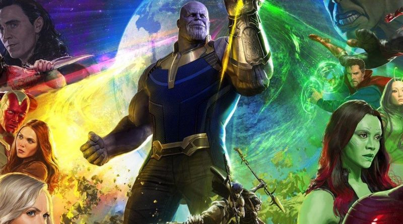 russo avengers thanos