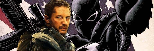 Agent Venom - Tom Hardy