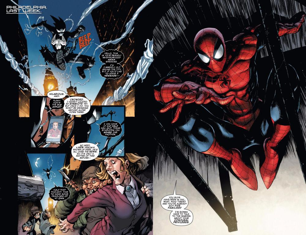 Amazing Spider-Man, Venom