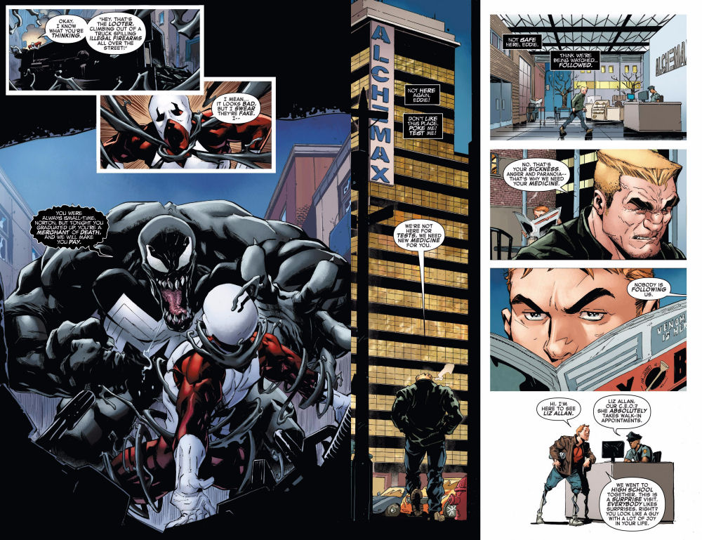 Amazing Spider-Man, Venom