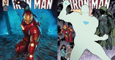 Invincible Iron Man 593-594 Legacy