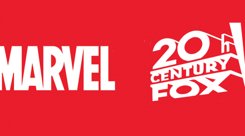 Disney Marvel 20th Century Fox