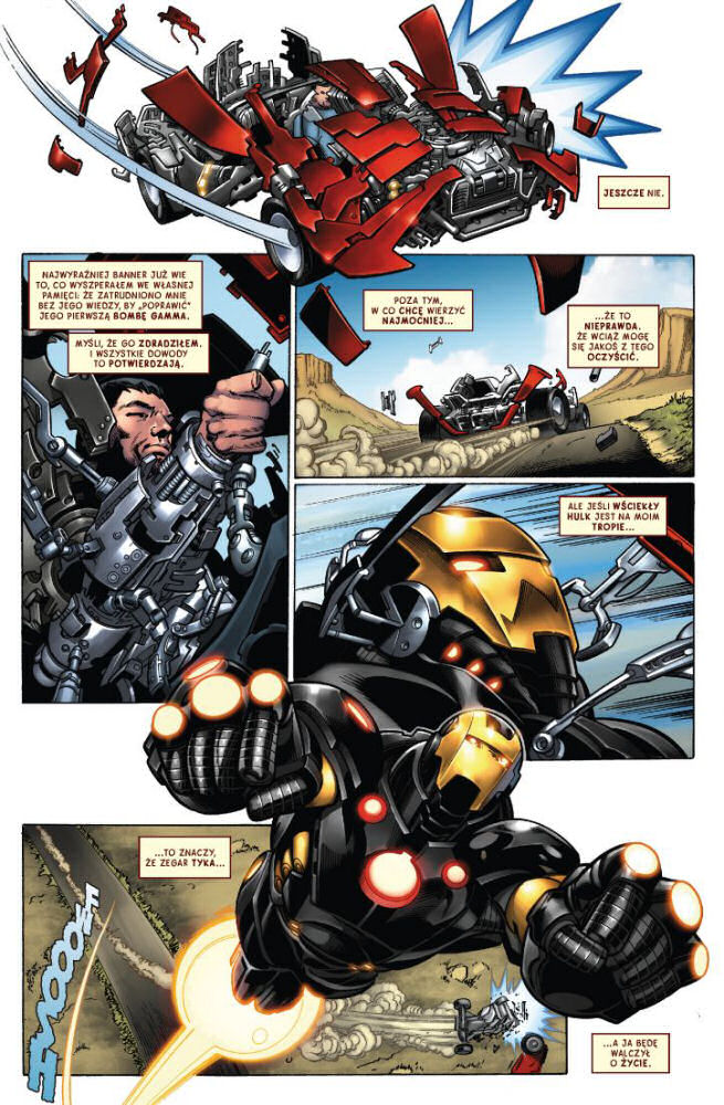 Original Sin – Grzech pierworodny Hulk kontra Iron Man