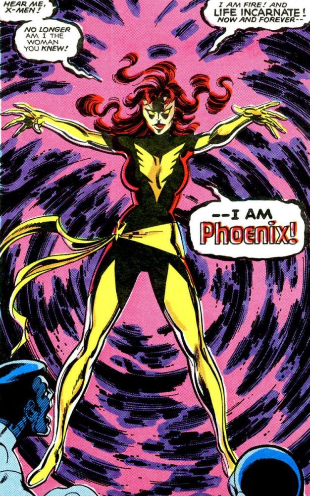 Uncanny X-Men - Dark Phoenix