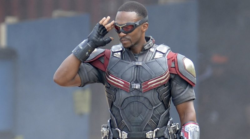 Anthony Mackie, Falcon, Avengers 4