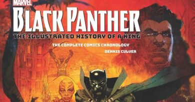 Black Panther: The Illustrated History of a King