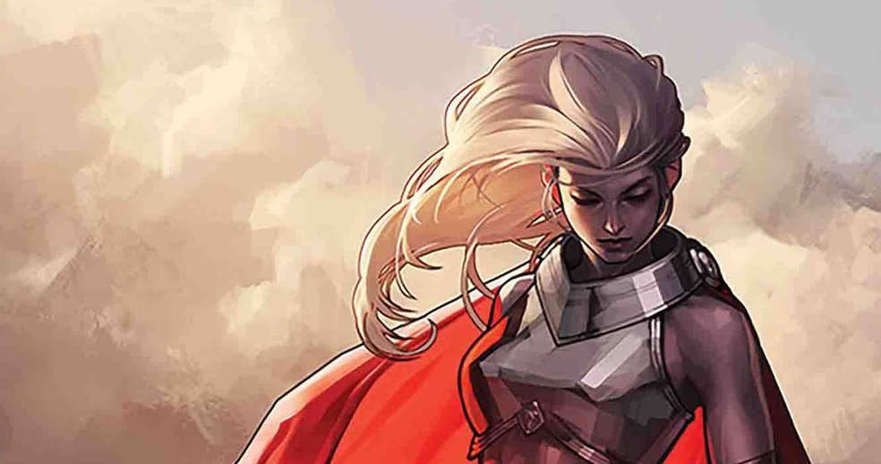 Death of Thor, Thor, Jane Foster