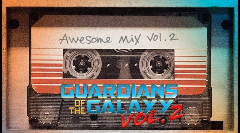 grammy Guardians of the Galaxy Vol. 2