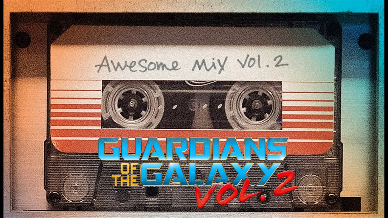 grammy Guardians of the Galaxy Vol. 2