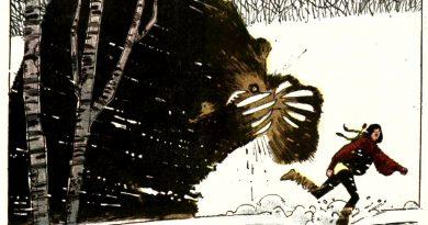Mirage, New Mutants, Demon Bear
