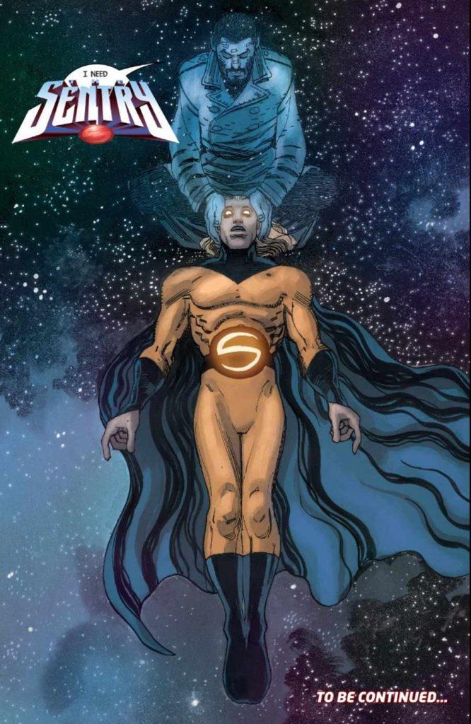 Sentry, Doctor Strange #382