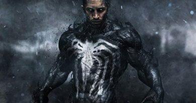 Venom, Tom Hardy