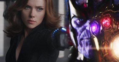 Scarlett Johansson, Avengers 4