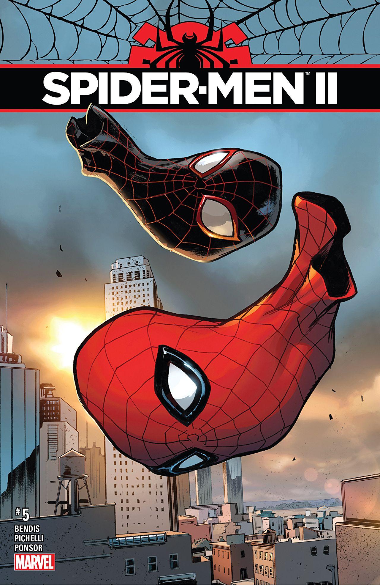 Spider-Men II, Spider-Man