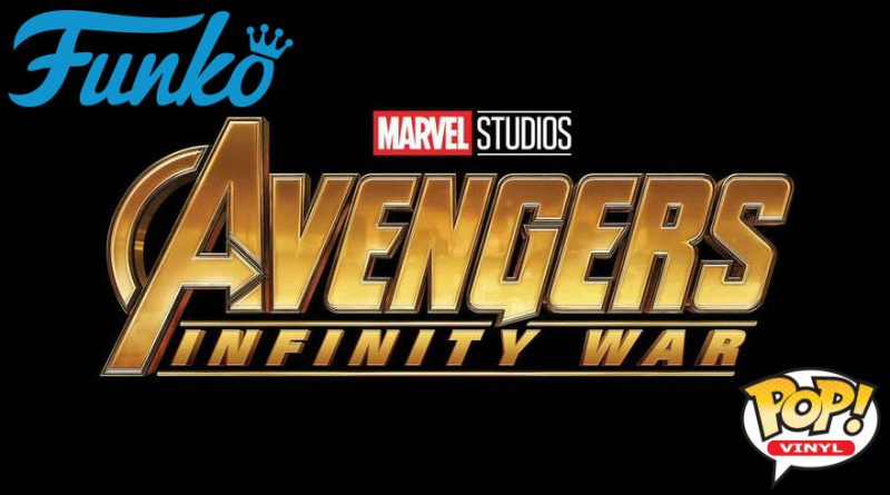 Avengers Infinity War, Funko Pop Vinyl