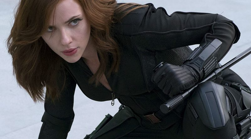 Black Widow, Sideshow