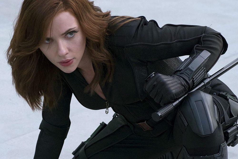 Black Widow, Sideshow