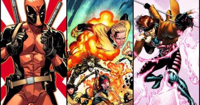 Fox, Deadpool 2, New Mutants, Gambit