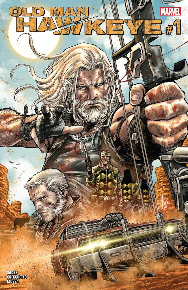 """Old Man Hawkeye #1"" (2018) – Recenzja"