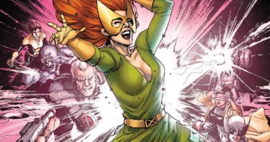 Phoenix Resurrection - The Return of Jean Grey