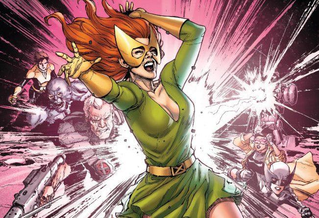 Phoenix Resurrection - The Return of Jean Grey