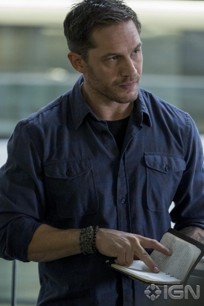 Venom - Tom Hardy - Eddie Brock - IGN