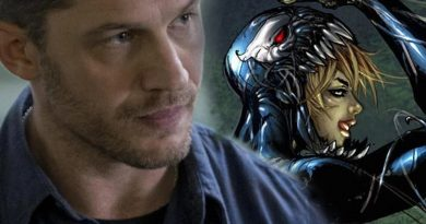 Venom, Tom Hardy, Michelle Williams