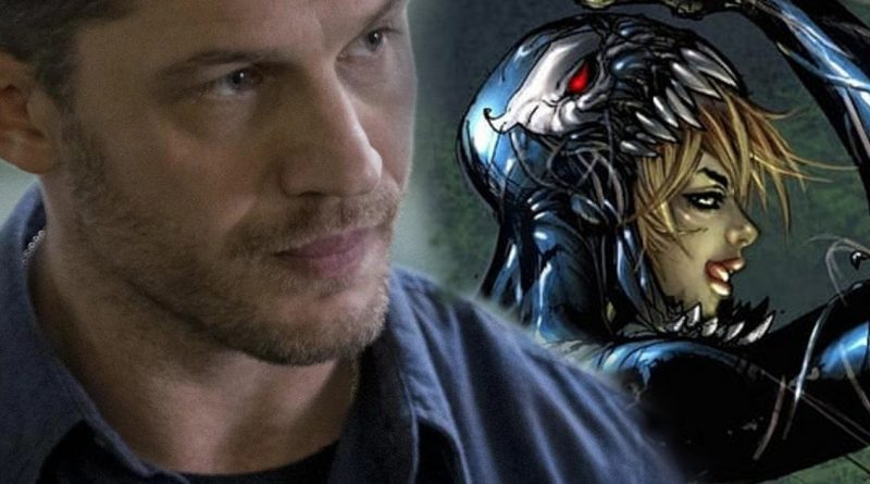 Venom, Tom Hardy, Michelle Williams