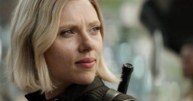 Black Widow - Avengers: Infinity War