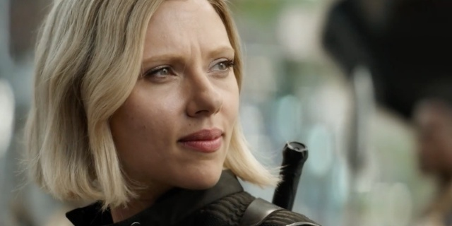 Black Widow - Avengers: Infinity War