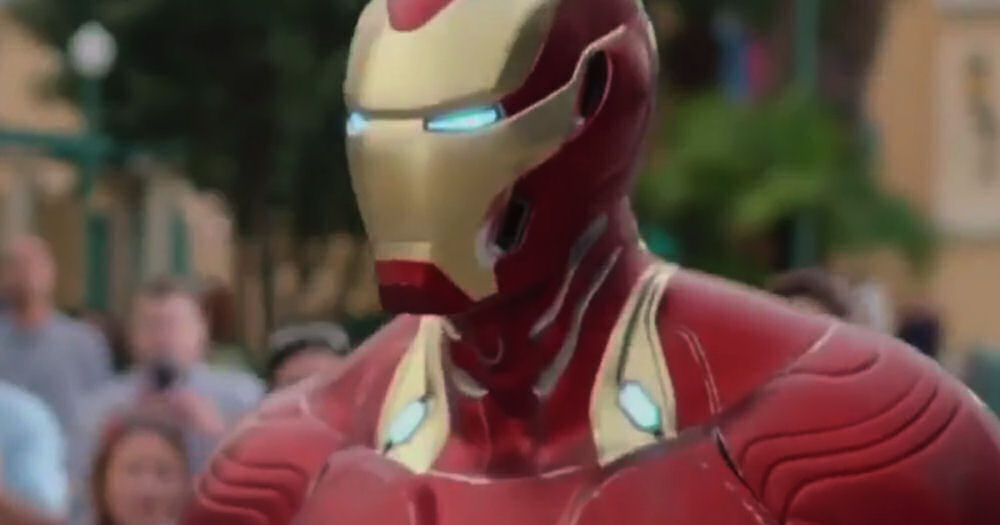 iron man, infinity war