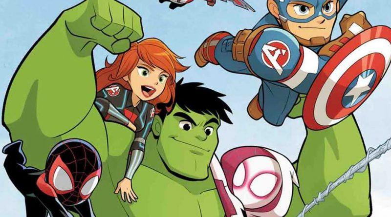 Wiosną tego roku Marvel Super Hero Adventures
