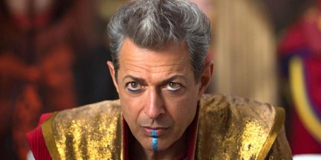 Grandmaster Jeff Goldblum