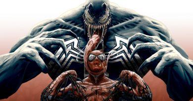Venom, Spider-Man, Tom Holland, Spider-Man, Tom Hardy