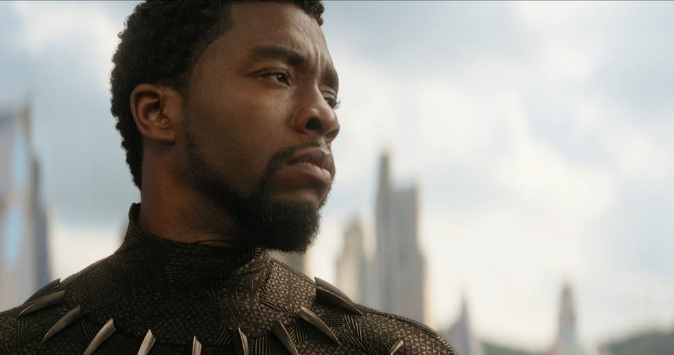 Chadwick Boseman, Black Panther