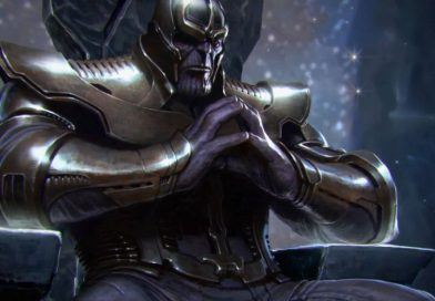 """""""Infinity War"""" – Figurkowy Thanos w zbroi (od Hot Wheels)"""