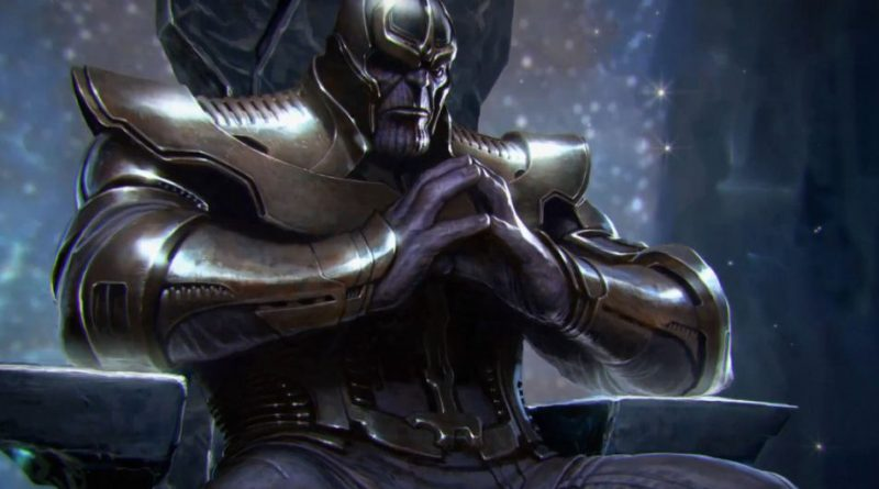 Avengers Infinity War, Thanos